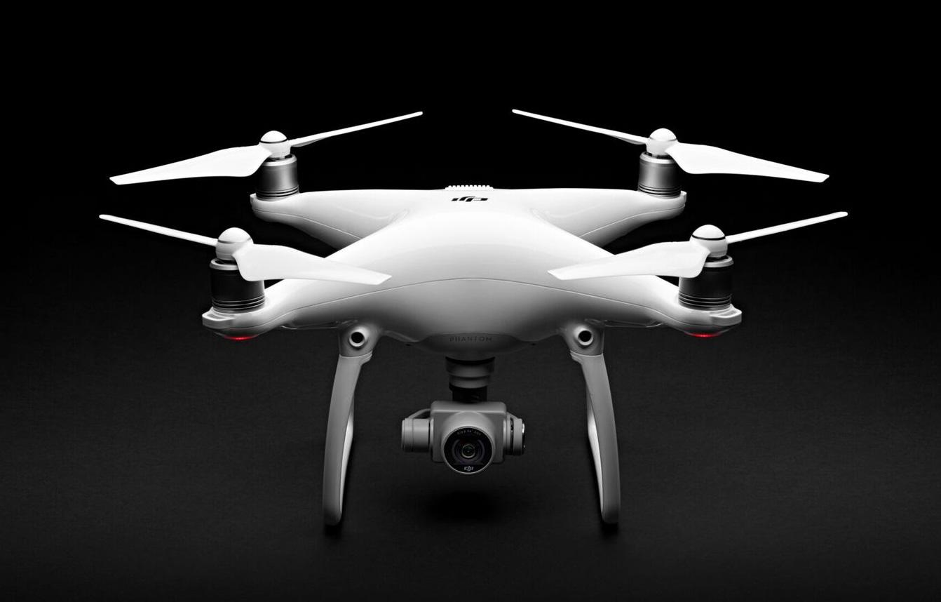 DJI Phantom 4 4k Camera Drone